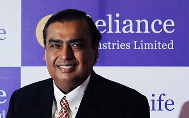 Mukesh Ambani là một nhà tài phiệt người Ấn Độ, ông là chủ tịch và giám đốc quản lý của Reliance Industries, công ty tư nhân lớn nhất của Ấn Độ, được xếp vào danh sách 500 công ty lớn nhất thế giới Fortune 500, và là một trong những tập đoàn lớn nhất thế giới