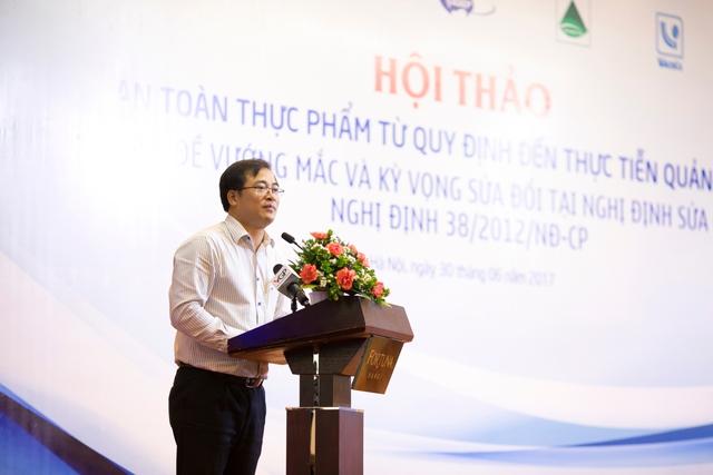 Ông Nguyễn Hoài Nam, Phó Tổng thư ký VASEP