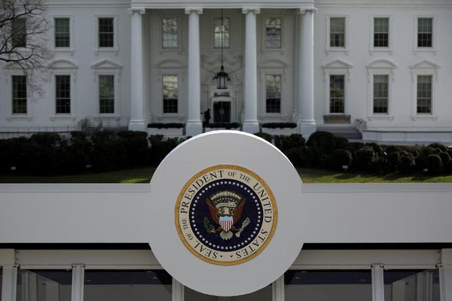 Nhà Trắng cũng đang được trang hoàng và tăng cường an ninh cho lễ nhậm chức.