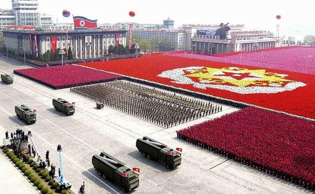 Tên lửa và hạt nhân Triều Tiên là mối quan ngại với Mỹ.