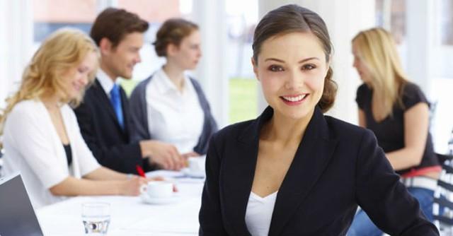 Phụ nữ làm lãnh đạo sẽ linh động và khéo léo hơn.