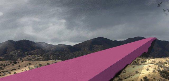 Chi tiết bức tường ngăn cách Hoa Kỳ-Mexico ảnh 3