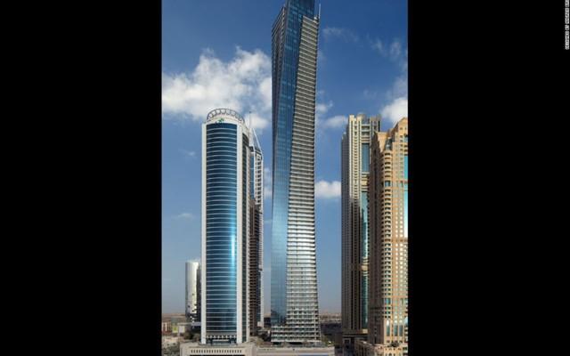 Tòa nhà Ocean cao hơn 300m ở thành phố đắt đỏ nhất thế giới - Dubai