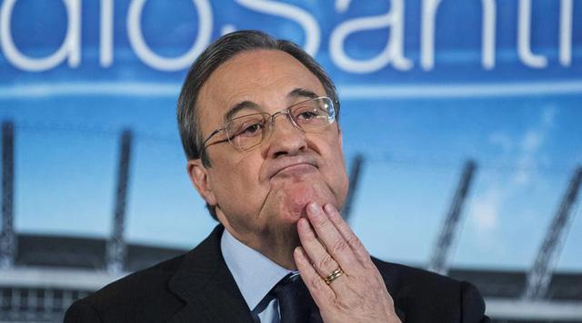 Florentino Perez - vị chủ tịch giàu có và quyền lực của Real Madrid hiện sở hữu khối tài sản 1,8 tỷ USD theo ước tính của Forbes.