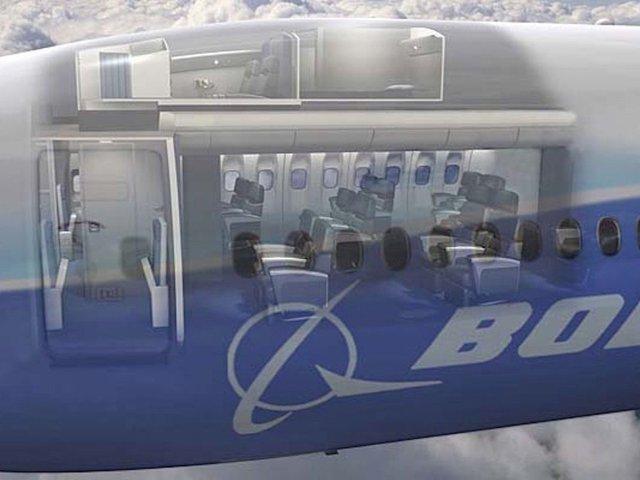 Trên hầu hết các loại máy bay được dùng cho những hành trình dài, chỗ ngủ của phi công sẽ được bố trí phía trên khoang hạng nhất, ngay phía sau buồng lái. Đây là cách các nhà thiết kế chiếc Boeing 777 chuẩn bị chỗ ngủ cho phi công trong những chuyến bay kéo dài nhiều giờ.