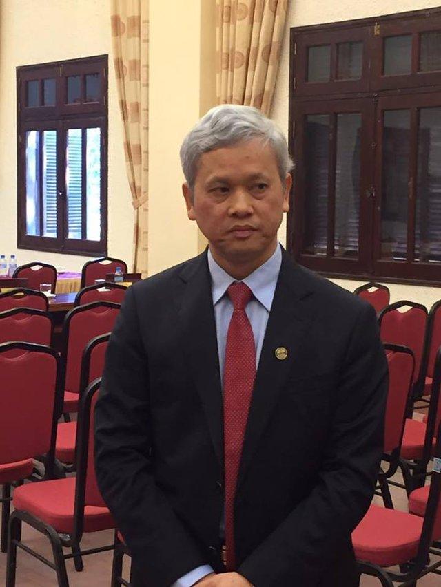 Ông Nguyễn Bích Lâm. Ảnh H.M
