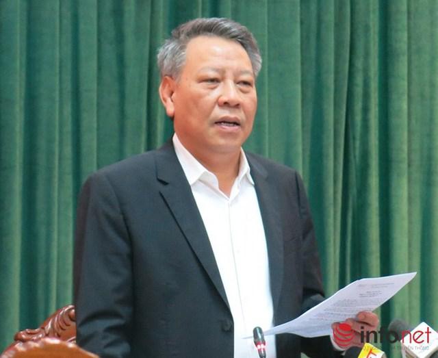 Giám đốc Sở Văn hóa - Thể thao Hà Nội Tô Văn Động