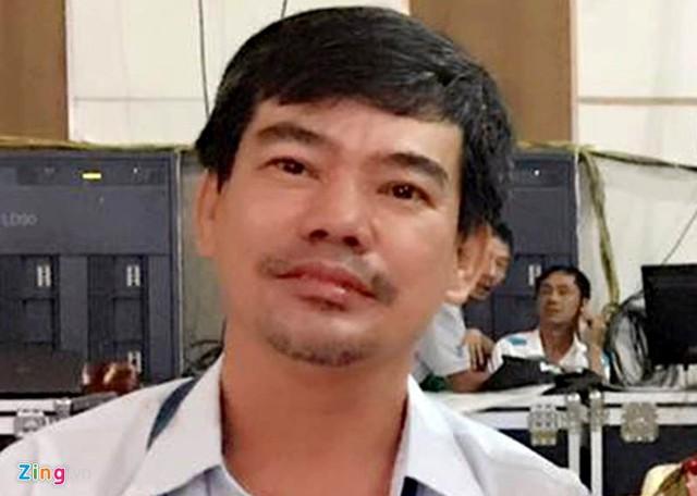 Thạc sĩ Trần Tuấn Kiệt, Trưởng Phòng Thanh tra - Pháp chế của trường Cao đẳng Cần Thơ. Ảnh: CTV.