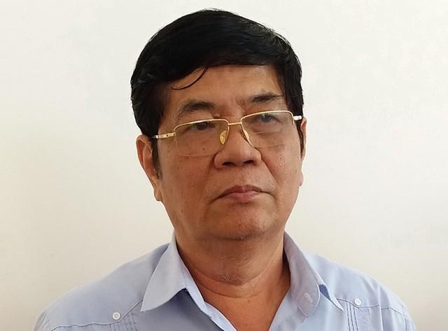 'Ông Nguyễn Phong Quang, nguyên Phó ban thường trực Ban chỉ đạo Tây Nam Bộ. Ảnh: Việt Tường.'