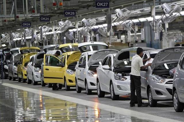 Giá xe ô tô sẽ giảm mạnh trong năm 2018?
