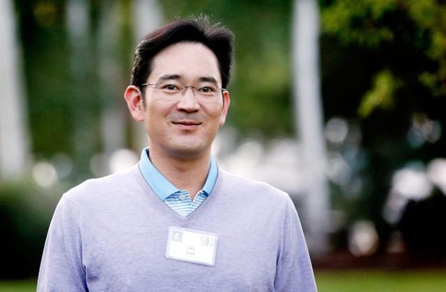 Thái tử Samsung Lee Jae Yong. Ảnh: celebfamily.
