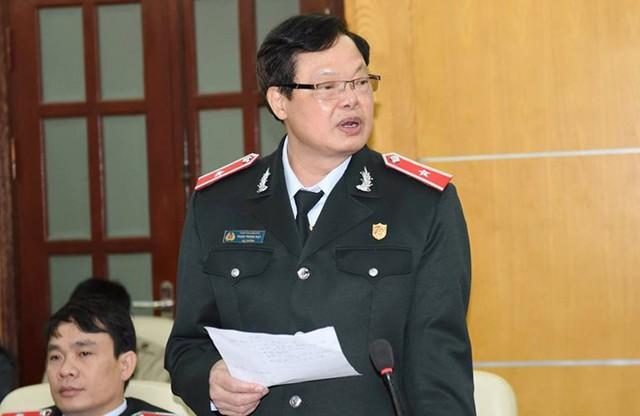 Ông Phạm Trọng Đạt, Cục trưởng Cục Chống tham nhũng. Ảnh: Việt Đức.