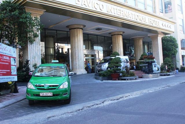 Chiều 15-3, khách sạn Bavico vẫn đón trả khách bình thường