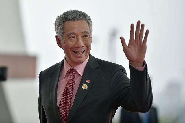 Thủ tướng Singapore Lý Hiển Long. Ảnh: Getty.