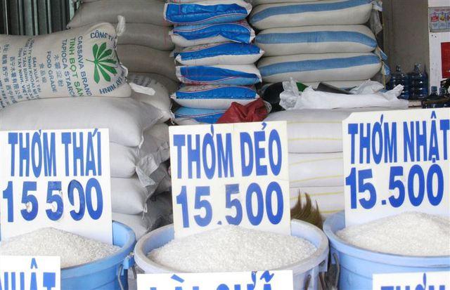 Gạo Việt Nam bị gạo ngoại cạnh tranh ngay trên sân nhà