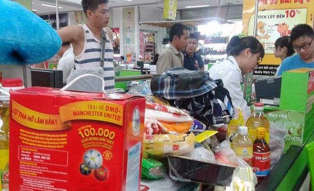 Chi phí sinh hoạt ở Hà Nội cao nhất cả nước. Ảnh: L.B