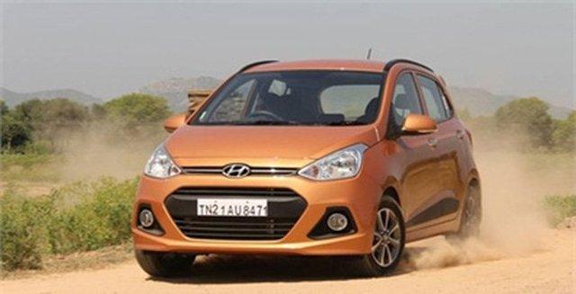 Ô tô nhập từ Ấn Độ có giá rất thấp.