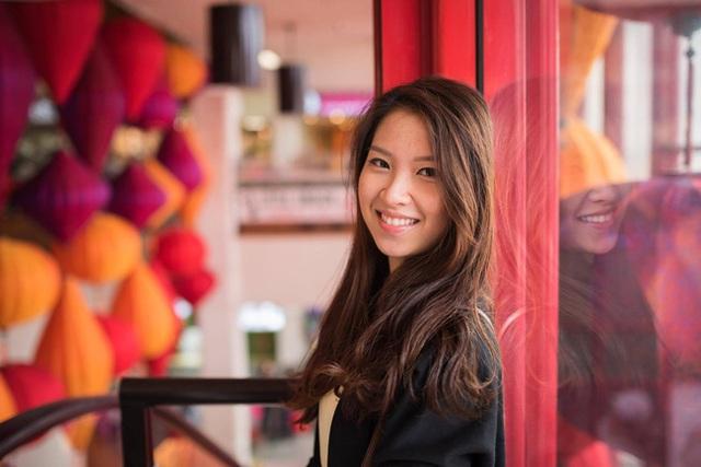 Nguyễn Thị Sao Ly, bông hoa Việt đến ĐH Johns Hopkins để nghiên cứu tiến sĩ với mức hỗ trợ tài chính 9,3 tỷ đồng.