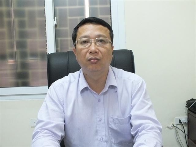 Ông Hoàng Trung, Cục trưởng Cục BVTV