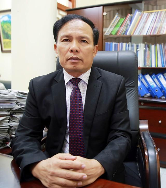 Phó Tổng cục trưởng Tổng cục Du lịch Ngô Hoài Chung (Ảnh: Nam Nguyễn)