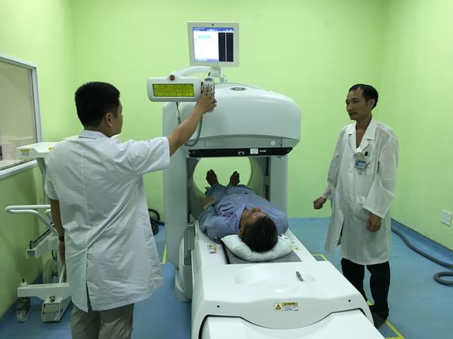 Số người mắc ung thư điều trị tại BV K đang ngày càng nhiều