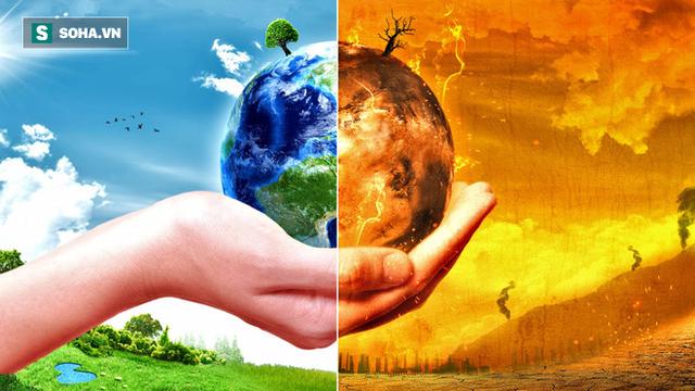 Con người cần phải nỗ lực hơn trong công cuộc giảm thiểu khí thải carbon. Ảnh: Internet