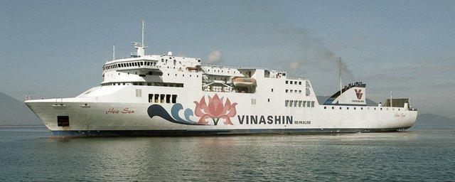 Con tàu Vinashin đắm để lại khoản nợ khổng lồ.
