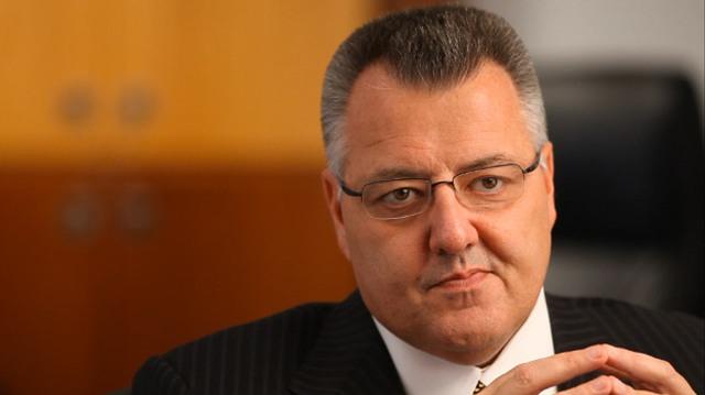 CEO kiêm Chủ tịch Motorola Solutions, Greg Brown