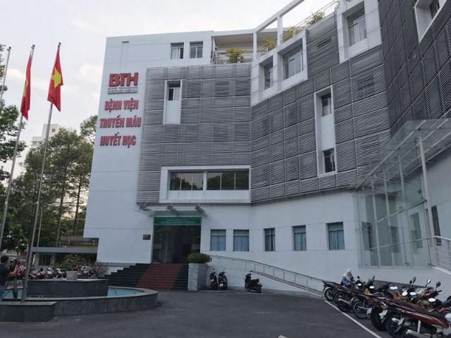 Bệnh viện Truyền máu huyết học TP.HCM