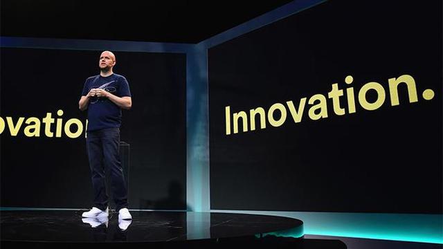 Đồng sáng lập, CEO Spotify, Daniel Ek
