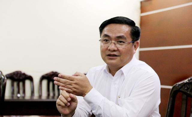 Ông Trần Trọng Tuấn, Giám đốc Sở Xây dựng TP HCM