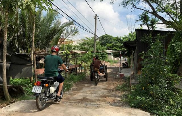 Ấp 4, xã Bình Hưng, huyện Bình Chánh, TP HCM nằm trong diện quy hoạch treo đã 20 năm