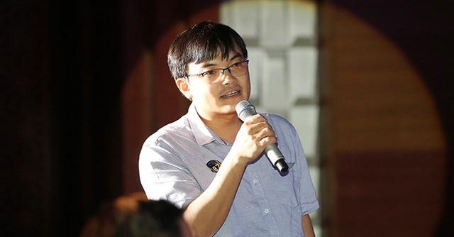 Ông Tống Minh Tuấn, Giám đốc Chi nhánh TP. HCM của Công ty Chứng khoán VCBS. Ảnh: Chu Hoàn