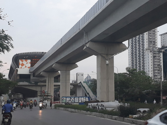 Dự án đường sắt Cát Linh - Hà Đông khó thể hoàn thành đúng tiến độ