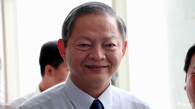 Phó chủ tịch UBND TP.HCM Lê Văn Khoa.