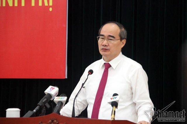 Ông Nguyễn Thiện Nhân (ảnh: Văn Bình)