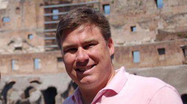 Giám đốc truyền thông Nhà Trắng Mike Dubke. Ảnh: FACEBOOK