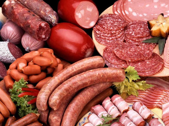 Các loại thịt có thể bảo quản trong ngăn đá vài tháng vẫn tươi ngon.