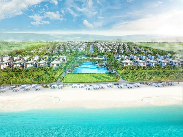 Công ty bất động sản Hưng Thịnh lần đầu lấn sân sang mảng bất động sản dịch vụ khách sạn và du lịch
