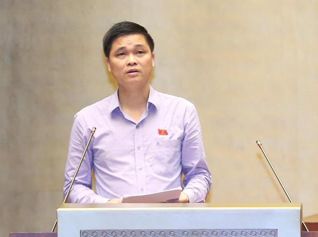 Phó trưởng đoàn ĐBQH Hà Nội Ngọ Duy Hiểu. Ảnh: Hoàng Anh
