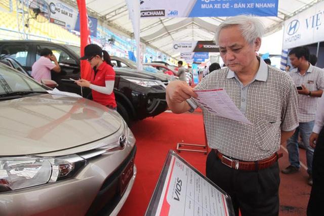 Nhiều ý kiến lo ngại bất ổn thị trường ô tô khi các quy định về bảo hành, bảo dưỡng không được thông qua Ảnh: Hoàng Triều