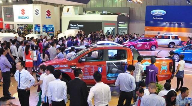 Ô tô bán tải dẫn đầu về doanh số bán hàng tại thị trường Việt Nam.