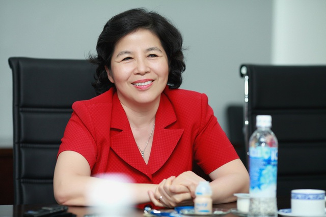 CEO Mai Kiều Liên