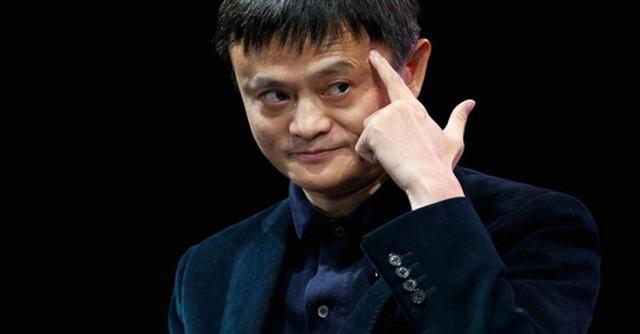 Ông Jack Ma, tỉ phú Trung Quốc. Ảnh: REUTERS.
