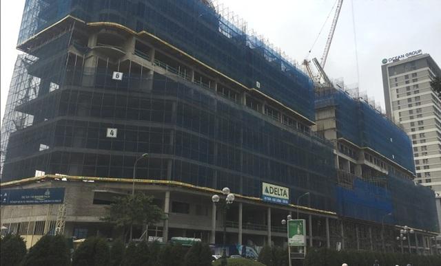Đây là một trong số các dự án của đơn vị làm phân phối dự án nhảy sang đầu tư phát triển dự án đang triển khai nằm trên đường Lê Văn Lương (Hà Nội).