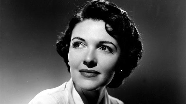 Bà Nancy thời còn làm diễn viên