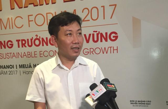 Ông Nguyễn Đỗ Anh Tuấn - Viện trưởng Viện Chính sách và Chiến lược phát triển nông nghiệp nông thôn