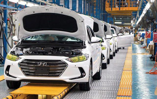Hiện phần lớn phụ tùng và linh kiện ô tô phục vụ sản xuất, lắp ráp trong nước đều phải nhập khẩu.