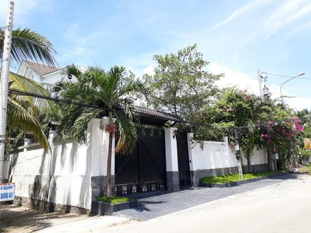Căn biệt thự của bà T. tại Thuận An - Bình Dương