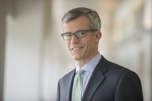 Tim Buckley, chủ tịch kiêm CEO mới của Vanguard